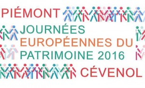 Journée européennes du patrimoine 2016