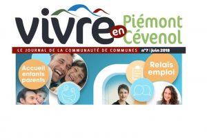 Vivre en Piémont Cévenol n°7