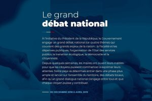 Grande concertation nationale