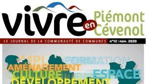 Journal « Vivre en Piémont Cévenol » n°12